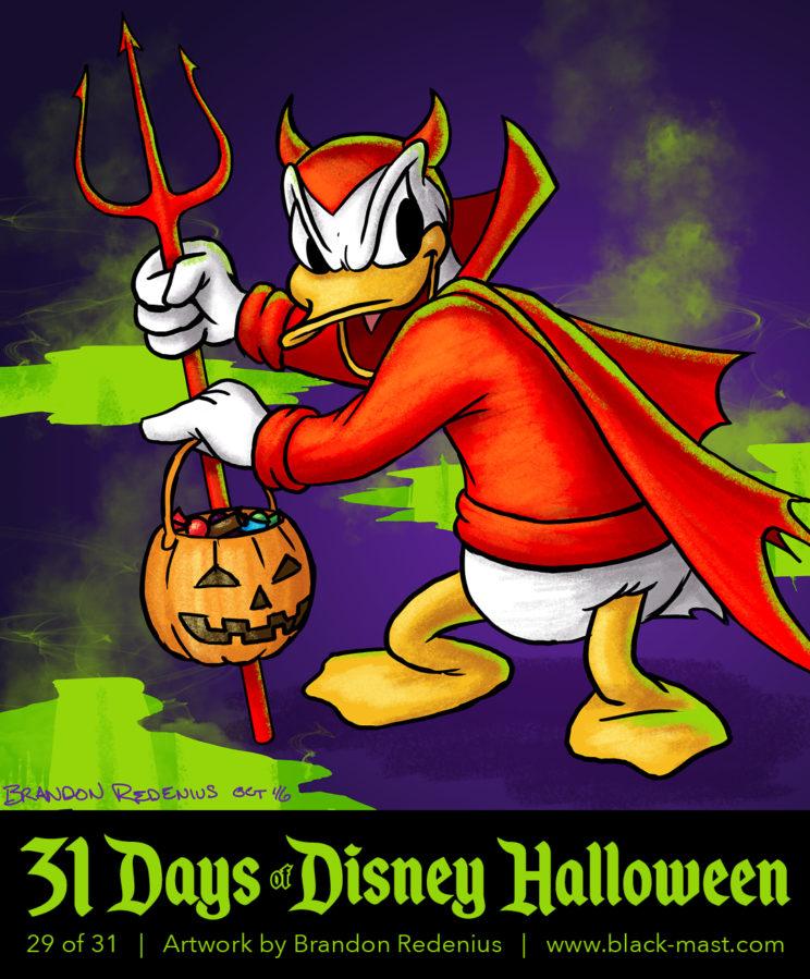 Day 29: Devil Donald