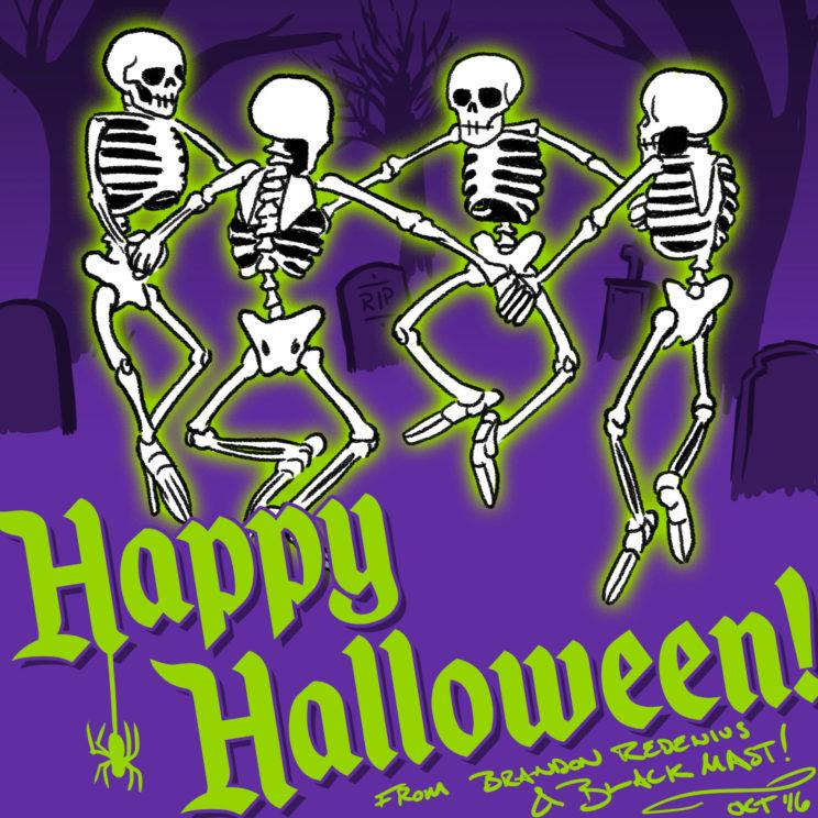 "Bonus Post: Skeleton Dance from ""Silly Symphonies"""