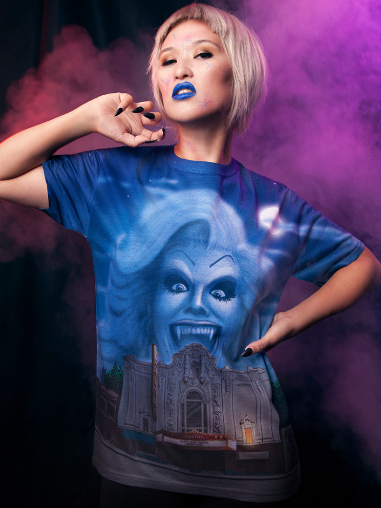 Peaches Christ Fright Night Tee (Photo: http://www.ashlynndanielsen.com/)