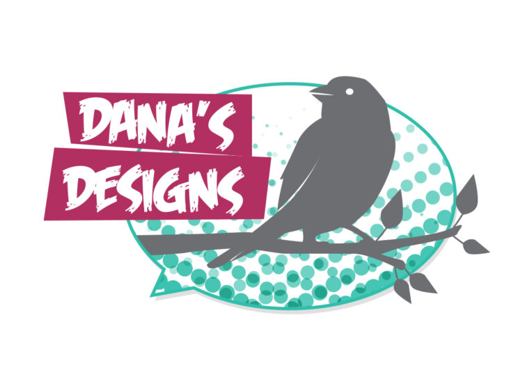 Dana's Designs: Logo for a DIY jewelry maker.