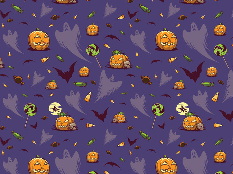 Trick or Treat T-shirt pattern (Aug 2017)