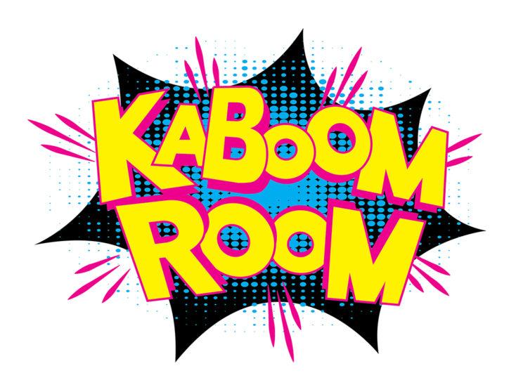 Kaboom Room Logo