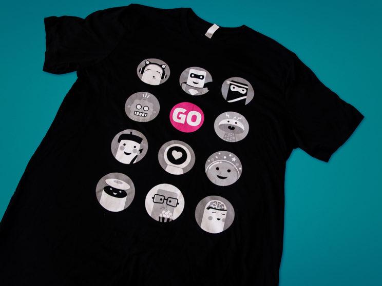 CES 2016 Indiegogo T-Shirt