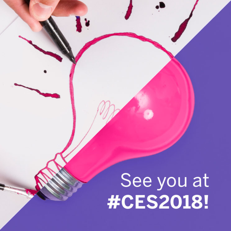 CES 2018 Promo for Instagram