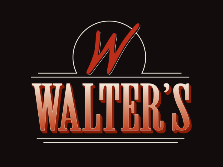 Walter's Bar: Logo for New York City (Chelsea area) Bar