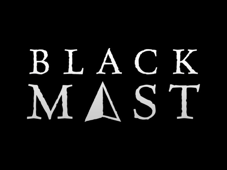 Black Mast: Logo for my clothing brand.