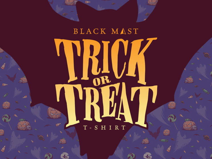 Trick or Treat T-Shirt Branding