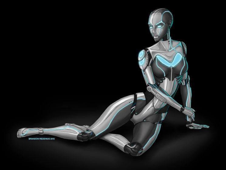 """Team Shark Week """"Today, I Am Robot"""" album artwork"""