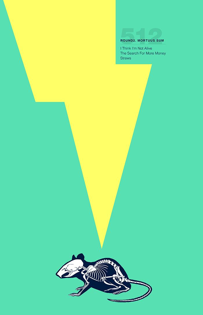 "Team Shark Week ""Nemo Salat Sobrius"" Chapter 2 Poster"