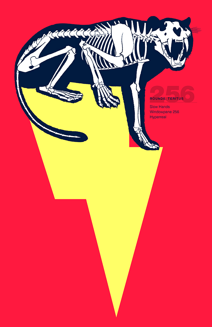 "Team Shark Week ""Nemo Salat Sobrius"" Chapter 5 Poster"