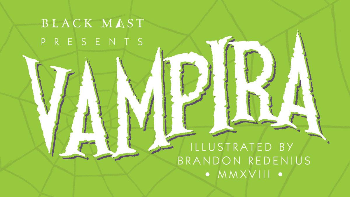 Vampira Title Card