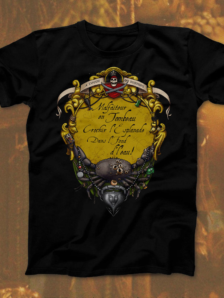 A Touch of Destiny T-shirt
