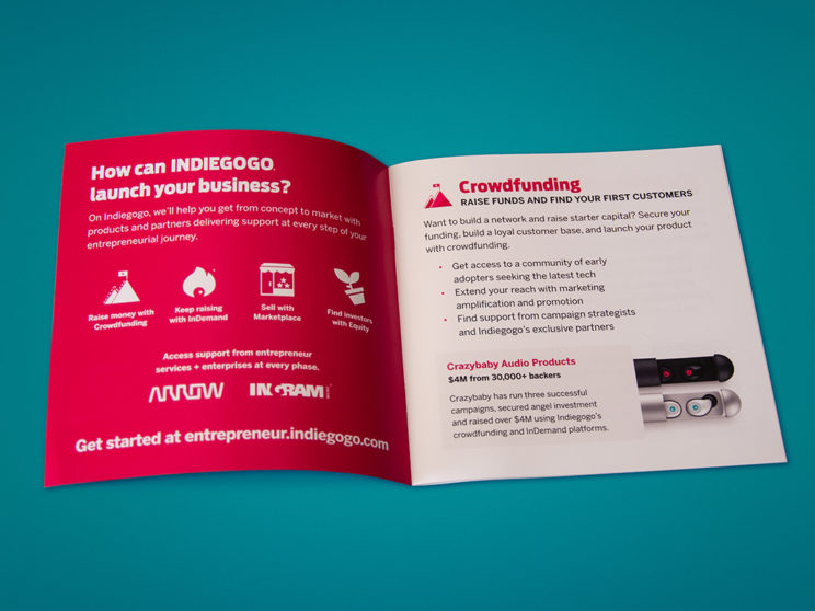 Indiegogo Booklet Intro Spread